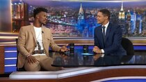 The Daily Show - Episode 44 - Jimmy Butler
