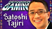 Did You Know Gaming? - Episode 335 - Satoshi Tajiri: How Pokemon Became the Biggest Media Brand in...