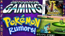 Did You Know Gaming? - Episode 336 - A Complete History of Pokemon Rumors (Part 2)