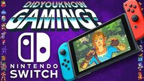 Did You Know Gaming? - Episode 339 - Nintendo Switch Rumors