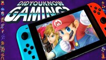 Did You Know Gaming? - Episode 340 - Nintendo Switch Secrets & Censorship