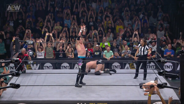 All Elite Wrestling: Dynamite - S02E03 - AEW Dynamite 15 - Bash at the Beach