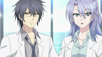 Rikei ga Koi ni Ochita no de Shoumei Shite Mita. - Episode 4 - Science-types Fell in Love, So They Tried Going On a Date.