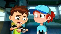 Ben 10 - Episode 2 - Chicken In Chichen Itza, Part 2: The Wages of Fear
