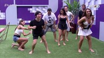 Big Brother Brasil - Episode 1 - Day 1