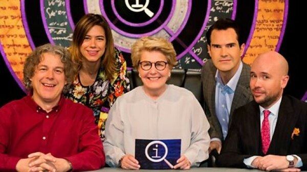 QI - S17E13 - Quills