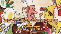 Battle of the Ports - Episode 237 - Burger Time