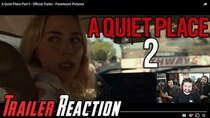 The Angry Joe Show - Episode 2 - A Quiet Place Part II - Angry Trailer Reaction!