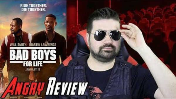 The Angry Joe Show - S2020E11 - Bad Boys For Life - Angry Movie Review