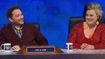 8 Out of 10 Cats Does Countdown - Episode 2 - Joe Wilkinson, Kiri Pritchard-McLean, The Brett Domino Trio