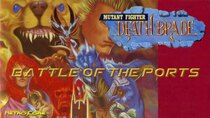 Battle of the Ports - Episode 254 - Death Brade