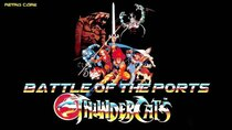 Battle of the Ports - Episode 292 - Thundercats