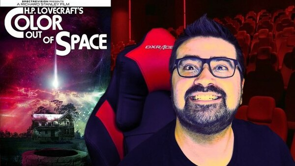 The Angry Joe Show - S2020E21 - Color Out of Space - Angry Movie Review