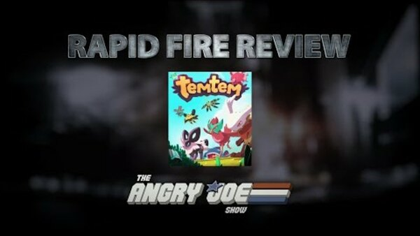 The Angry Joe Show - S2020E25 - TemTem (Pokemon-Like MMO) - Rapid Fire [Early Access] Review