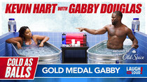 Kevin Hart: Cold As Balls - Episode 6 - Kevin Hart and Gabby Douglas Flip Out!
