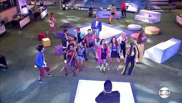 Big Brother Brasil - S20E09 - Day 9