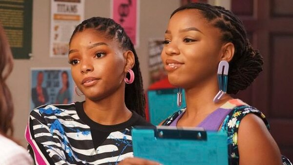 Grown-ish Season 3 Episode 4 Sky and Jazz