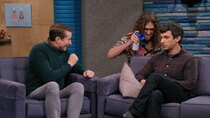 Comedy Bang! Bang! - Episode 8 - Nathan Fielder Wears a Blue and Grey Flannel and Jeans