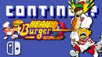 Continue? - Episode 6 - Heavy Burger (Switch)