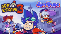 AntDude - Episode 2 - Ape Escape 3 | Smile for the Camera