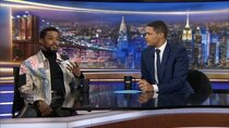 The Daily Show - Episode 62 - Lakeith Stanfield