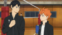 Haikyuu!! To the Top - Episode 6 - Enhancements