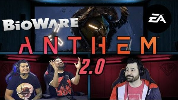 The Angry Joe Show - S2020E36 - Bioware CONFIRMS Anthem 2.0 Overhaul Coming!