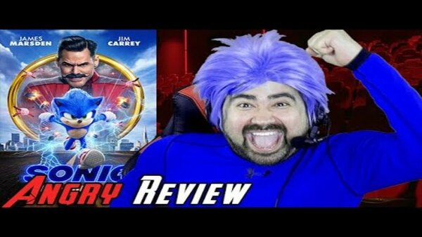 The Angry Joe Show - S2020E41 - Sonic The Hedgehog Angry Movie Review