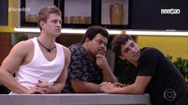 Big Brother Brasil - Episode 25 - Day 25