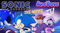 AntDude - Episode 3 - The ORIGINAL Sonic Movie! | Sonic OVA (1991)