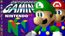 Did You Know Gaming? - Episode 343 - Every Cancelled N64 Game