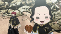 Black Clover - Episode 122 - As Pitch Black as It Gets