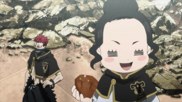 Black Clover - Ep. 122 - As Pitch Black as It Gets