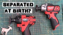 AvE - Episode 17 - BOLTR: Harbor Freight vs. Milwaukee | Sander/Polisher