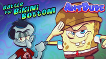 AntDude - Episode 4 - Spongebob: Battle for Bikini Bottom | The Underwater Classic...
