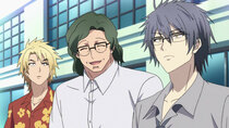 Rikei ga Koi ni Ochita no de Shoumei Shite Mita. - Episode 9 - Science-types Fell in Love, So They Tried Attending a Training...