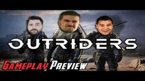 The Angry Joe Show - Episode 45 - AJ's Outriders Gameplay Preview