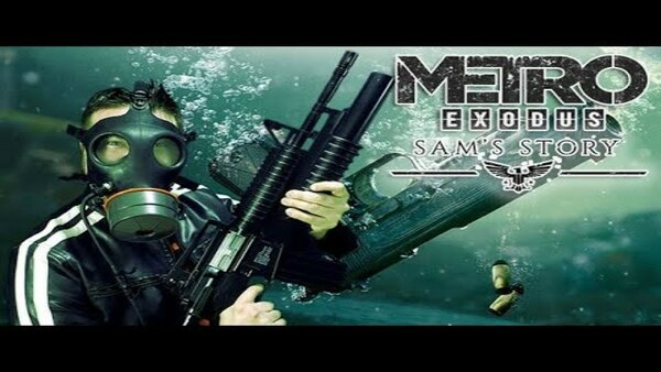 The Angry Joe Show - S2020E46 - AngryJoe Plays Metro Exodus - Sam's Story DLC!