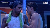 Big Brother Brasil - Episode 33 - Day 33