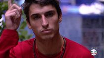 Big Brother Brasil - Episode 34 - Day 34