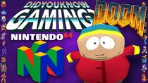 Did You Know Gaming? - Episode 344 - Every Cancelled N64 Game (Part 2)
