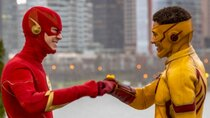 The Flash - Episode 14 - Death of the Speed Force