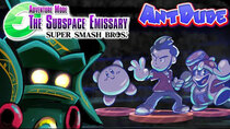 AntDude - Episode 5 - Subspace Emissary | That One Super Ambitious Smash Mode