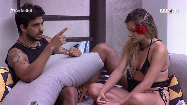 Big Brother Brasil - S20E37 - Day 37