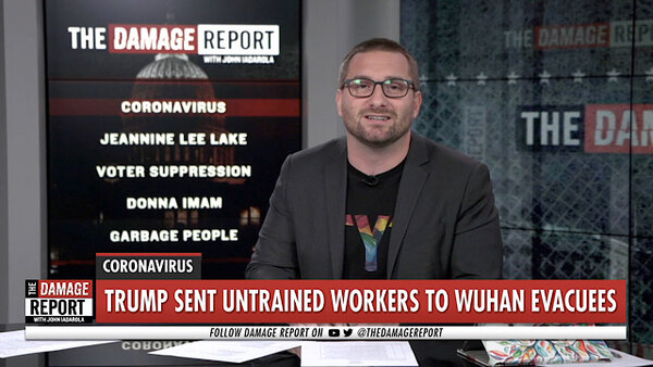 The Damage Report with John Iadarola - S2020E41 - February 28, 2020