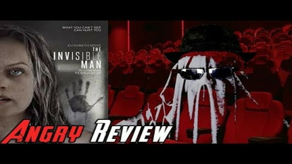 The Angry Joe Show - S2020E52 - The Invisible Man - Angry Review