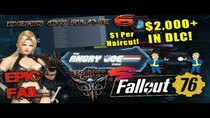 The Angry Joe Show - Episode 54 - AJS News 3/2 - DOA6 charges for Hair w/ $2,000 + DLC, Fallout...
