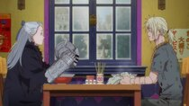 Dorohedoro - Episode 9 - Oh, Flower Smoke / Awesome Meat Pie / A Macabre Mushroom Appears!!