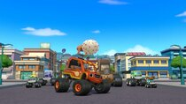 Blaze and the Monster Machines - Episode 10 - Ice Cream Monster Machine