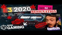 The Angry Joe Show - Episode 57 - AJS News 3/9 - Twitch Streamer BANNED for Drunk Gunfire, E3 Creative...